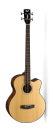 Cort AB850F NAT Electro Acoustic Bass